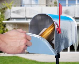 Kentucky Virtual Mailbox - Mail Theft